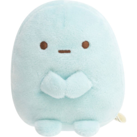 Sumikkogurashi Tapioca Blue knuffel | S size