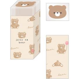 Kawaii eraser | bear