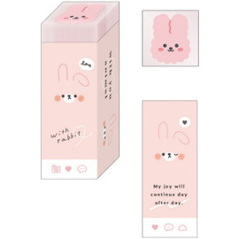 Kawaii eraser | bunny