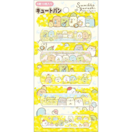 Band aids San-X Sumikkogurashi Neko Siblings