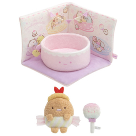 Sumikkogurashi Tapioca Park Tea Cups attractie plush