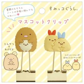 Double clips Tonkatsu & Ebifurai en Ajifurai no Shippo