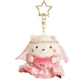 Sumikkogurashi sterrenbeeld plush sleutelhanger - Maagd