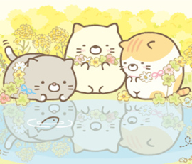 Sumikkogurashi Neko Siblings