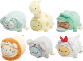 Sumikkogurashi AnimalPark tenori plushies - pick your favorite