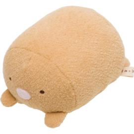 Super Mochi Mochi Tonkatsu knuffel | 16 cm