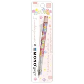 Sumikkogurashi mechanical pencil | flowers