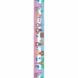 LS-021 Lucky star paper Travelling Animals