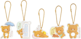 Rilakkuma By Your Side hanger - SURPRISE PACKAGE