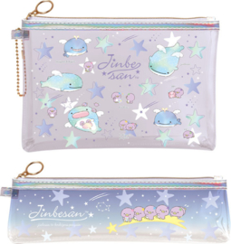 Jinbesan Starry Sky Penguins pouches | set of 2 pouches