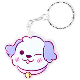 Sleutelhanger Blinking Puppy