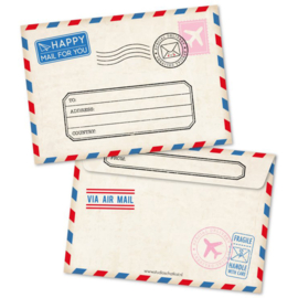 Envelop Happy Mail For You - airmail