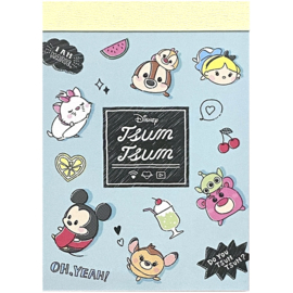 Memoblok klein Disney Tsum Tsum