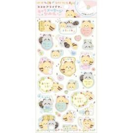 Stickers Kokoro Araiguma