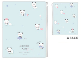 Documentenmap Mochi Mochi Panda Umimochi