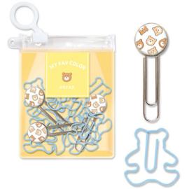 Paper clips Bear