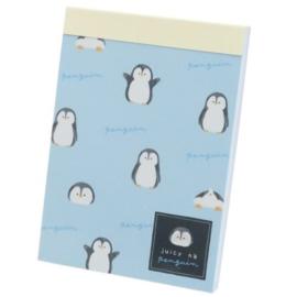 Memoblok klein Juicy na Penguin