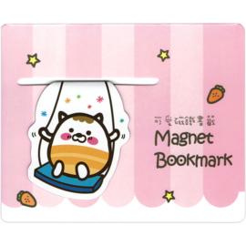 Magnetische boekenlegger Swing