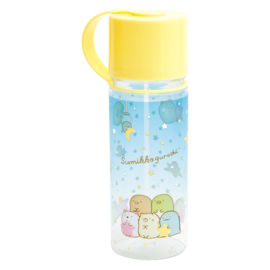 Bottle pen case Sumikkogurashi yellow