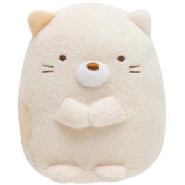 Sumikkogurashi Neko knuffel | S size