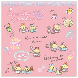 Memo pad Shippozu Diner | have a nice time