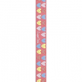 LS-036 Lucky stars papier Sweet Time Hearts