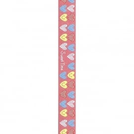 LS-036 Lucky star paper Sweet Time Hearts
