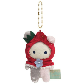 Sentimental Circus Strawberry Tears plush hanger | Spica