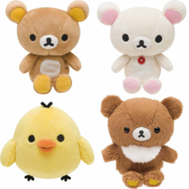 San-X Rilakkuma & Friends plush - choose your favorite