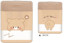 With you animal pencil sharpener | Bear