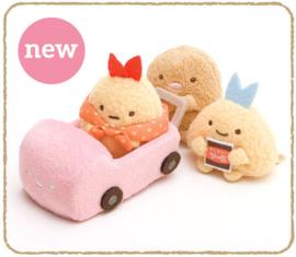 Nieuwe collectie: Sumikkogurashi Ebifurai no Shippo no Otsukai