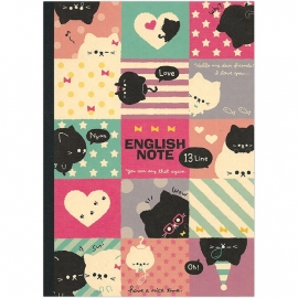 Notebook Q-Lia Twin Animal