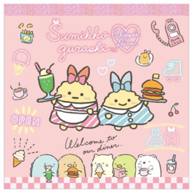 Memo pad Shippozu Diner | welcome to our diner