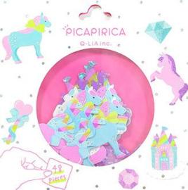 Sticker sack Rainbow Unicorn