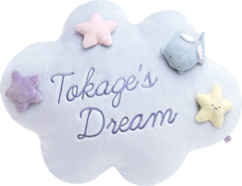 Tokage's Dream plush pillow