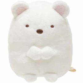 Sumikkogurashi Shirokuma knuffel | S size