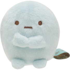 Tenori plush San-X Sumikkogurashi Tapioca blue