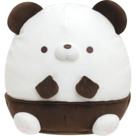 Super Mochi Mochi Hamipa knuffel | M size