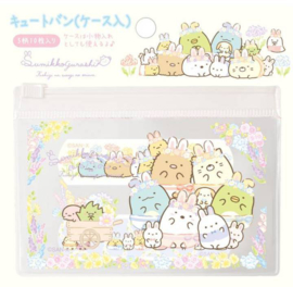 Pleisters in etui | Sumikkogurashi Mysterious Rabbit