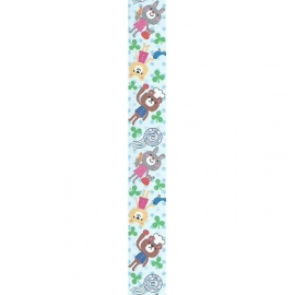 LS-019 Lucky star paper Kawaii Animals