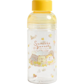 Water bottle San-X Sumikkogurashi Neko Siblings