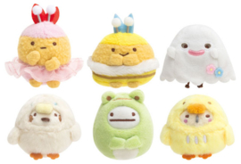 Tenori plushies Sumikkogurashi Minikko to Asobo - pick your favorite