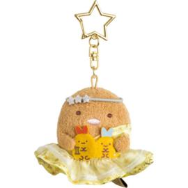 Sumikkogurashi sterrenbeeld plush sleutelhanger - Tweelingen