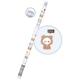 2B potlood Mochi Mochi Panda Kumamochi