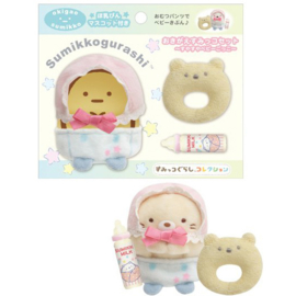 Sumikkogurashi Dreamy Baby outfit for tenori plush