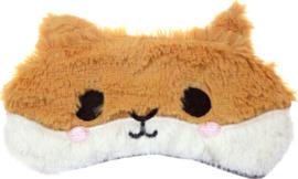 Hamster sleep mask