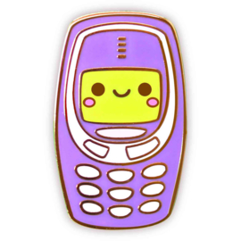 Pin Nokia Purple