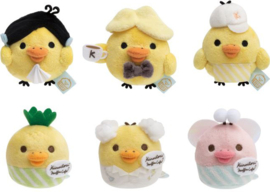 Kiiroitori Muffin Cafe tenori plush  - choose your favorite