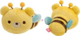 Bumblebee Chairoikoguma I Want to Grow Bigger knuffel
