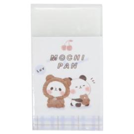Mochi Mochi Panda Kumamochi eraser